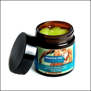 Aromatherapy Muscle Gel