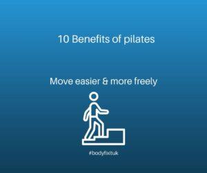 Benefits of pilates 1
