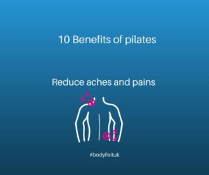 Benefits of pilates 2