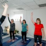 pilates class as bodyfixit